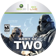 скриншот Army of Two