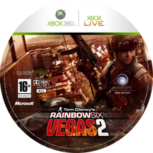 скриншот Tom Clancy's Rainbow Six Vegas 2