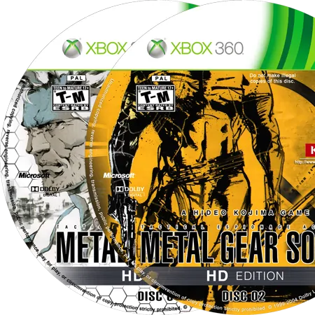 скачать Metal Gear Solid HD Collection
