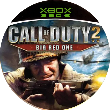 Call of Duty 2: Big Red One (XBOX360E)