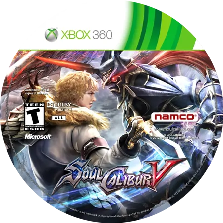 скачать Soul Calibur V