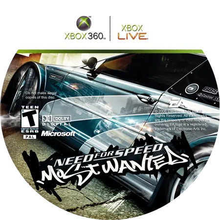 скачать Need for Speed Most Wanted 2005