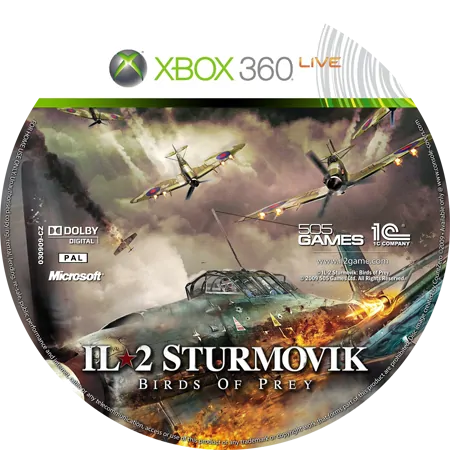 скачать IL-2 Sturmovik: Birds of prey