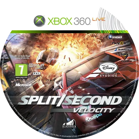 Split-Second: Velocity