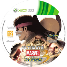 скриншот Ultimate Marvel vs. Capcom 3