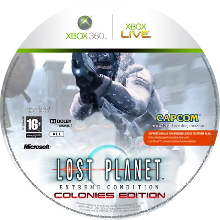 скачать Lost Planet Extreme Condition: Colonies Edition