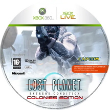 скриншот Lost Planet Extreme Condition: Colonies Edition