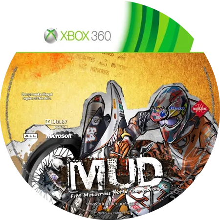 MUD: FIM Motocross World