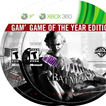 Batman Arkham City: GOTY