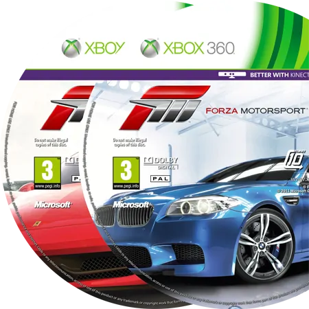 скачать Forza Motorsport 4 Game of the Year Edition