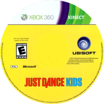 скриншот Just Dance Kids