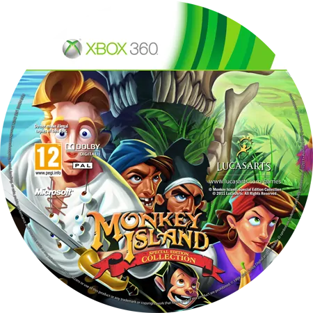 скачать Monkey Island Special Edition Collection