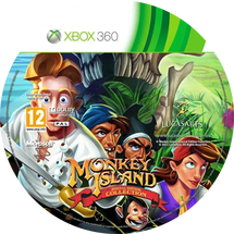 скриншот Monkey Island Special Edition Collection