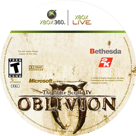 скачать The Elder Scrolls IV: Oblivion