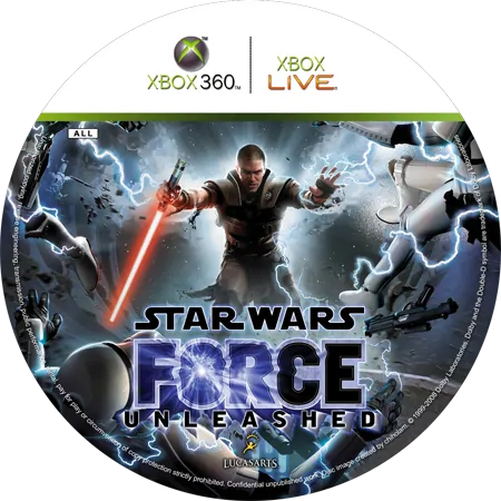 скачать Star Wars: The Force Unleashed