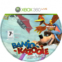 скриншот Banjo-Kazooie: Nuts & Bolts