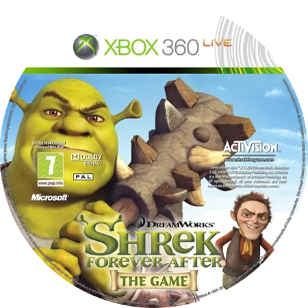 скачать Shrek Forever After