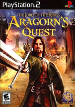 скриншот The Lord of the Rings: Aragorn's Quest