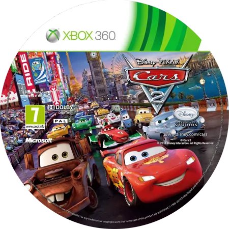 скачать Cars 2: The Video Game