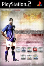 скриншот PES 2011 SOLO STARS  SST4EVER
