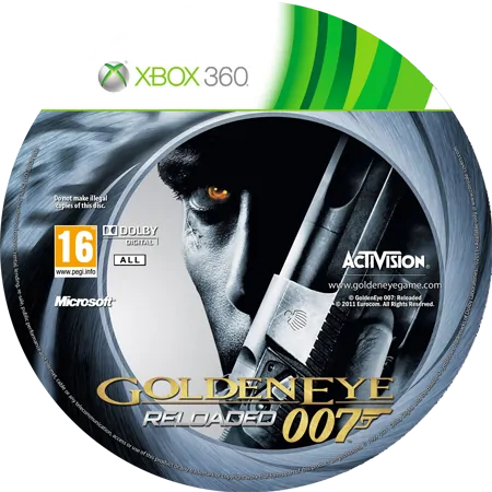 скачать GoldenEye 007: Reloaded