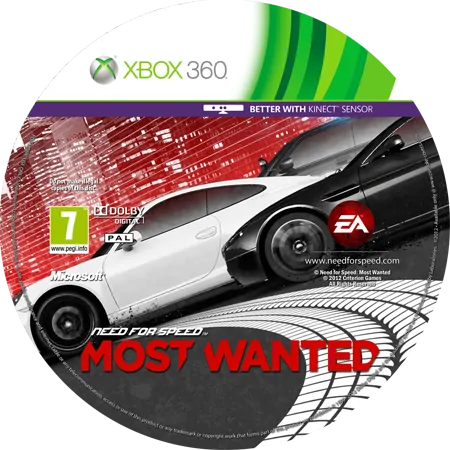 Need For Speed: Most Wanted '12