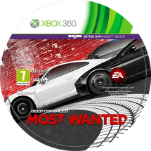 скриншот Need For Speed: Most Wanted '12