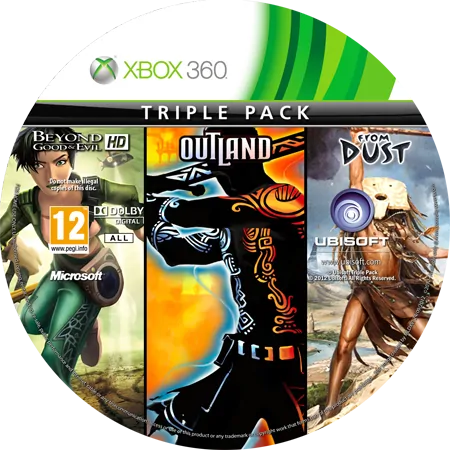 скачать Ubisoft Triple Pack