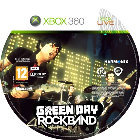 скачать Green Day: Rock Band