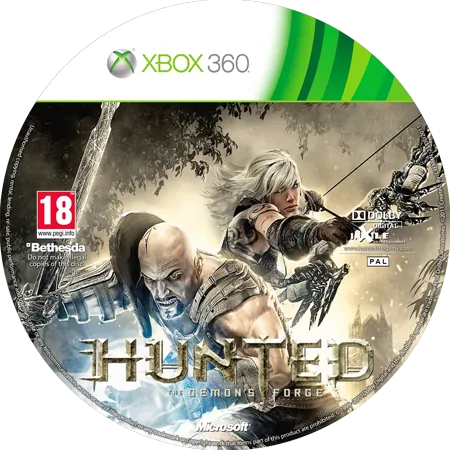 скачать Hunted: The Demon's Forge