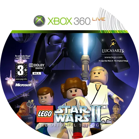 LEGO Star Wars 2 The Original Trilogy