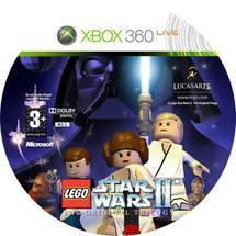 скриншот LEGO Star Wars 2 The Original Trilogy