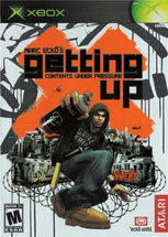 скриншот Marc Ecko's Getting Up: Contents Under Pressure