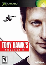 скриншот Tony Hawks Project 8