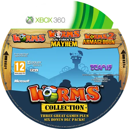 скачать Worms Collection