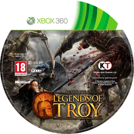 скачать Warriors: Legends of Troy
