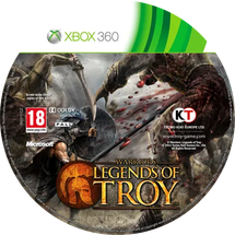 скриншот Warriors: Legends of Troy
