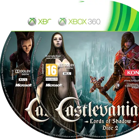скачать Castlevania: Lords of Shadow