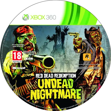 скачать Red Dead Redemption: Undead Nightmare