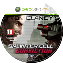 скриншот Tom Clancy's Splinter Cell Conviction