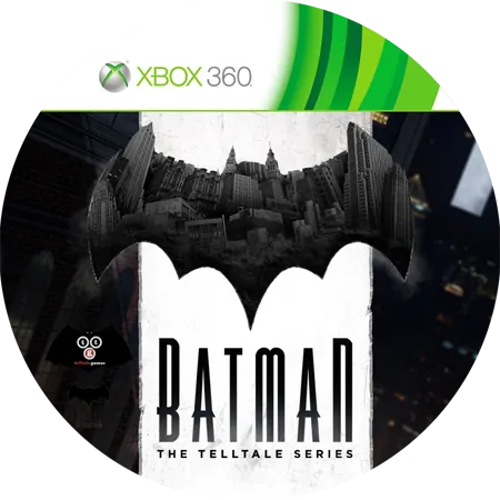 Batman Telltale - Season Pass Disc