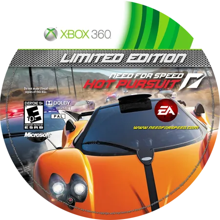 скачать Need For Speed: Hot Pursuit (Limited Edition)