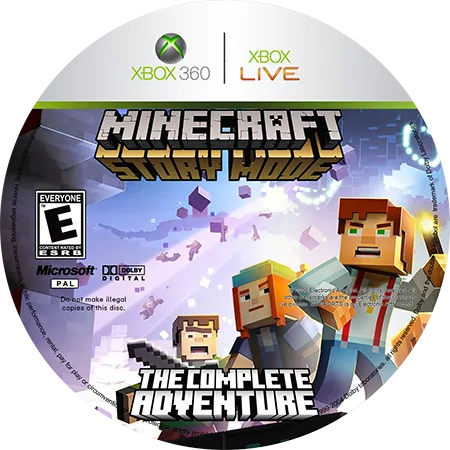 скачать Minecraft Story Mode: The Complete Adventure