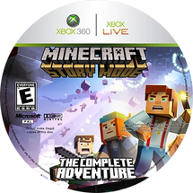 скриншот Minecraft Story Mode: The Complete Adventure
