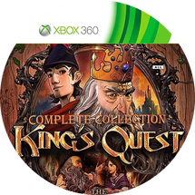 скриншот King's Quest The Complete Collection