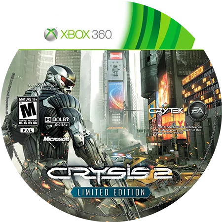скачать Crysis 2: Limited Edition