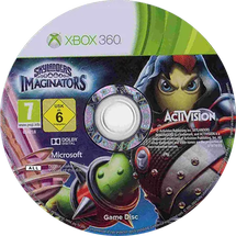 скриншот Skylanders Imaginators