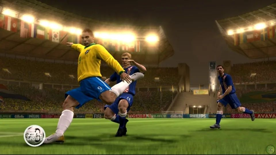 FIFA 2001 Demo - FilePlanet