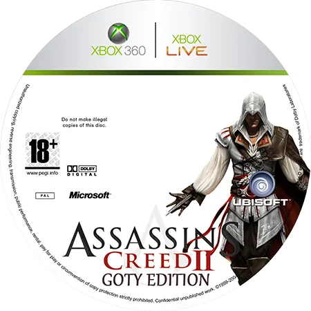 скачать Assassin's Creed 2 GOTY Edition