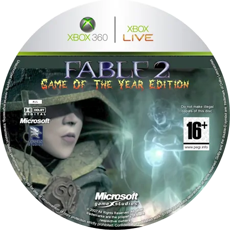 Fable 2 GOTY Edition
